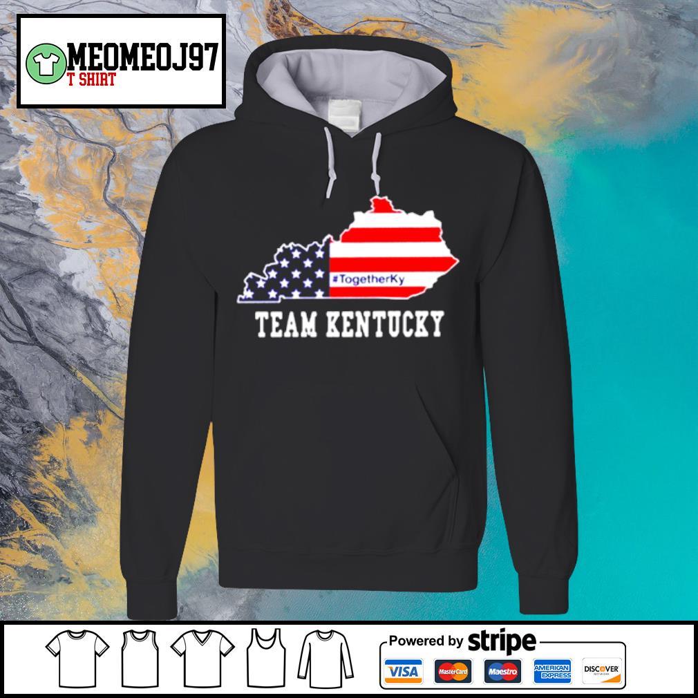 #TogetherKy Team Kentucky Shirt Hoodie