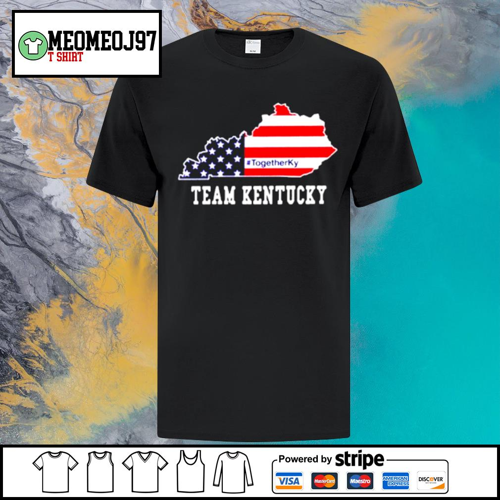 #TogetherKy Team Kentucky Shirt
