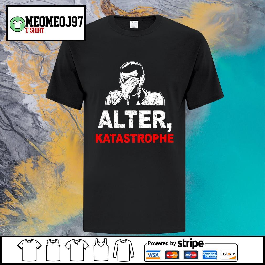 Shirt katastrophe michael manousakis t Michael Manousakis