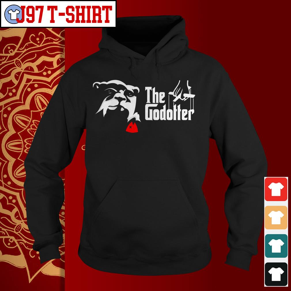 Otter the godotter Hoodie