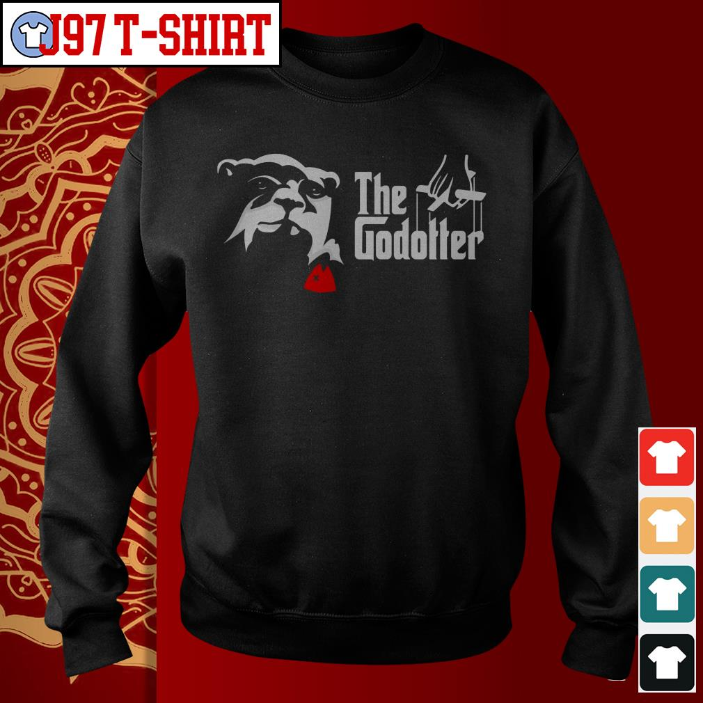 Otter the godotter Sweater